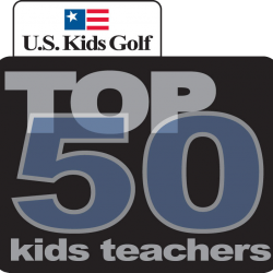Mike Fay Named 2014 U.S. Kids Golf Top 50 Kids Teacher