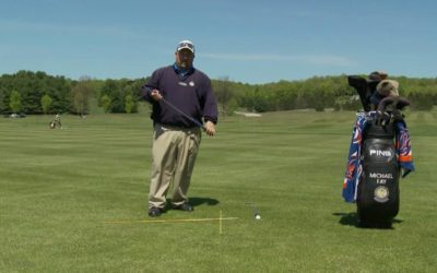 How To Aim A Golf Shot