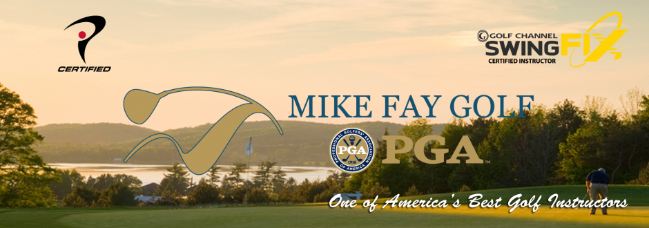 Mike Fay Golf Certifications Slider