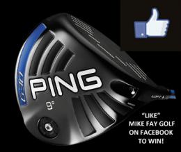 MFG Facebook PING G30 Driver