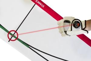 laser path mat