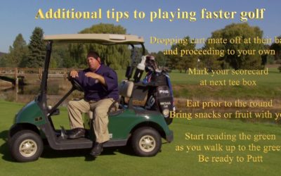 Play Faster Golf