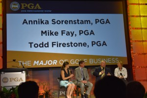 2016 PGA Merchandise Show Forum Stage Social Media Presentation