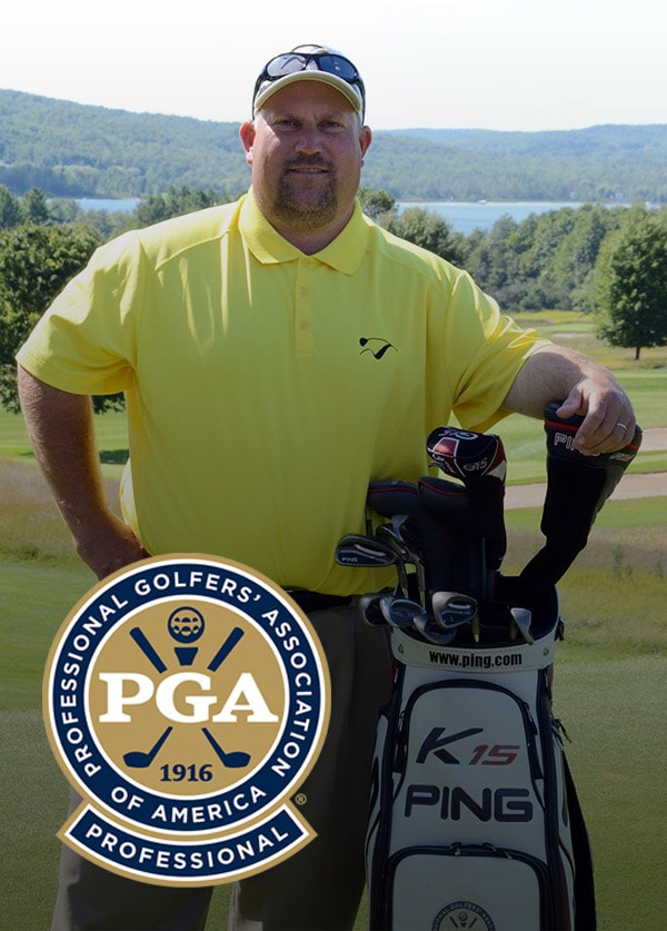 Mike Fay Golf Instructor Boyne Michigan