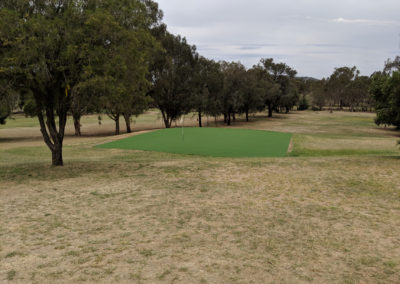 Sang Green Golf