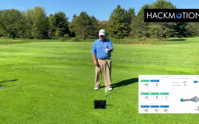 Build A Better Golf Set Up With HackMotion