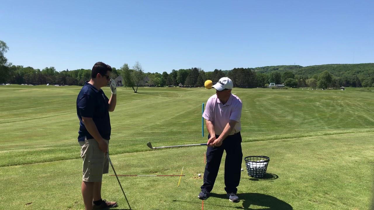 Mike Fay Junior Golf Coaching Programs