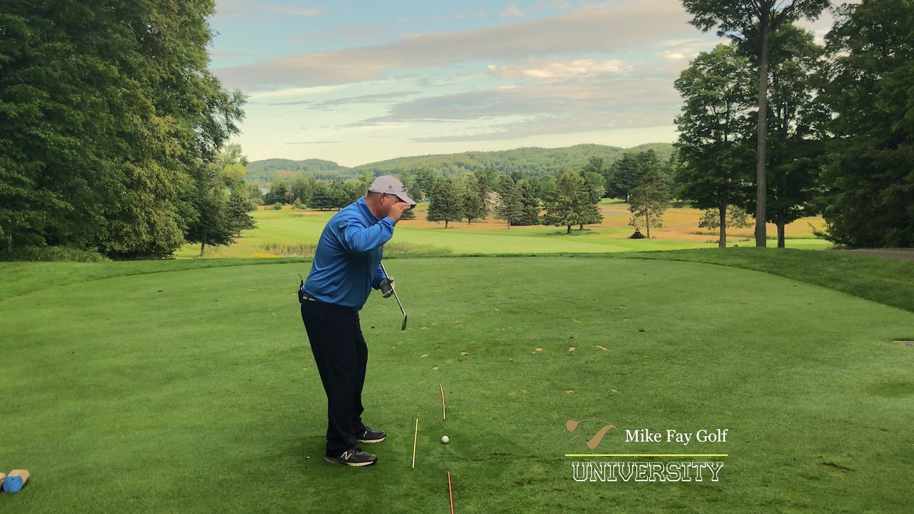 Good Golf Posture Sets Up Everything Mike Fay Golf