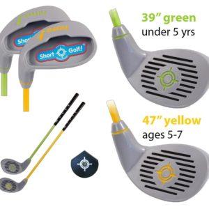 hitta-39-47 Golf Clubs by Short Golf
