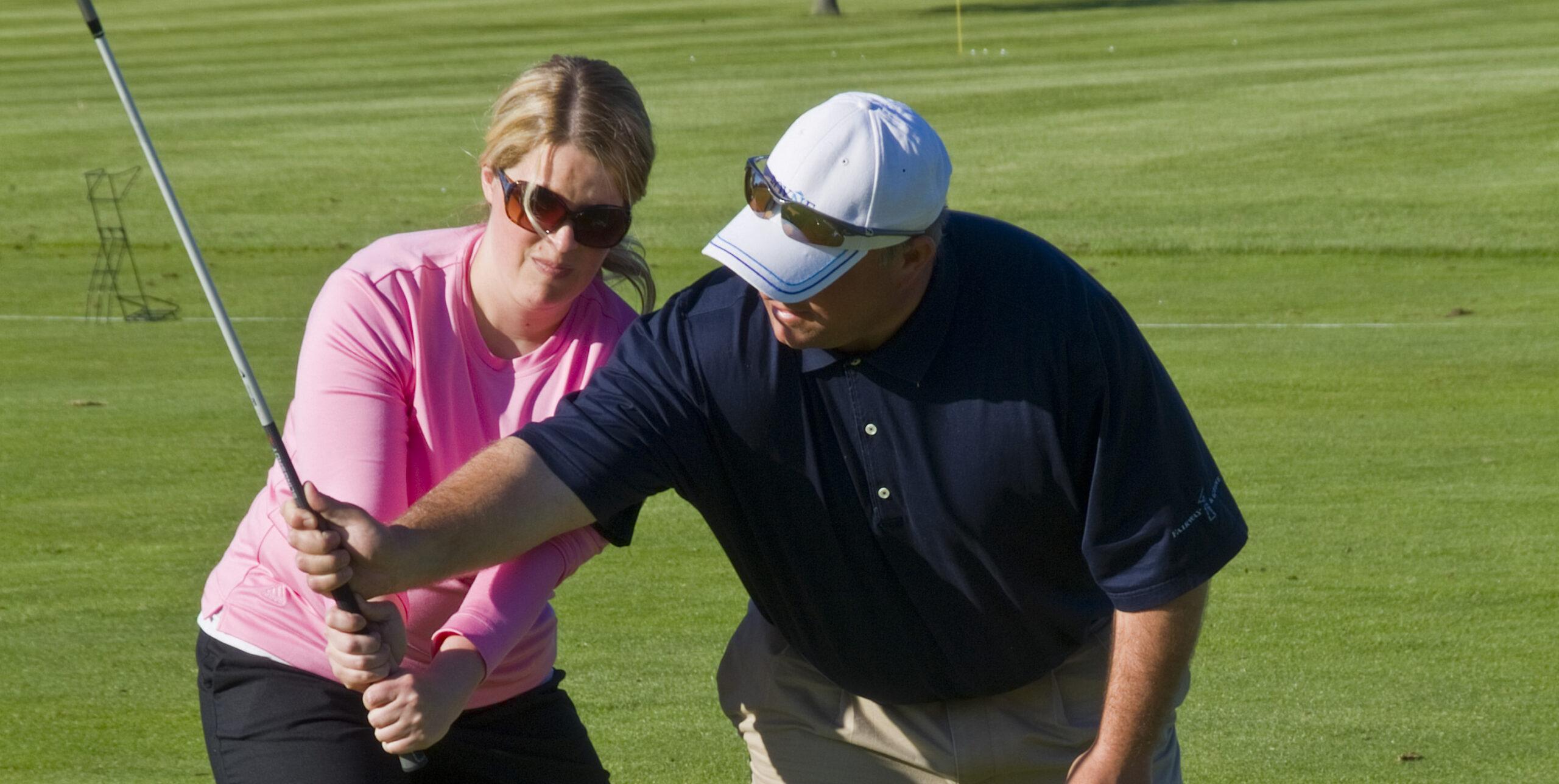 2020 Michigan PGA Teacher of the Year Mike Fay
