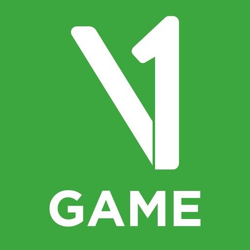 V1 GAME LOGO