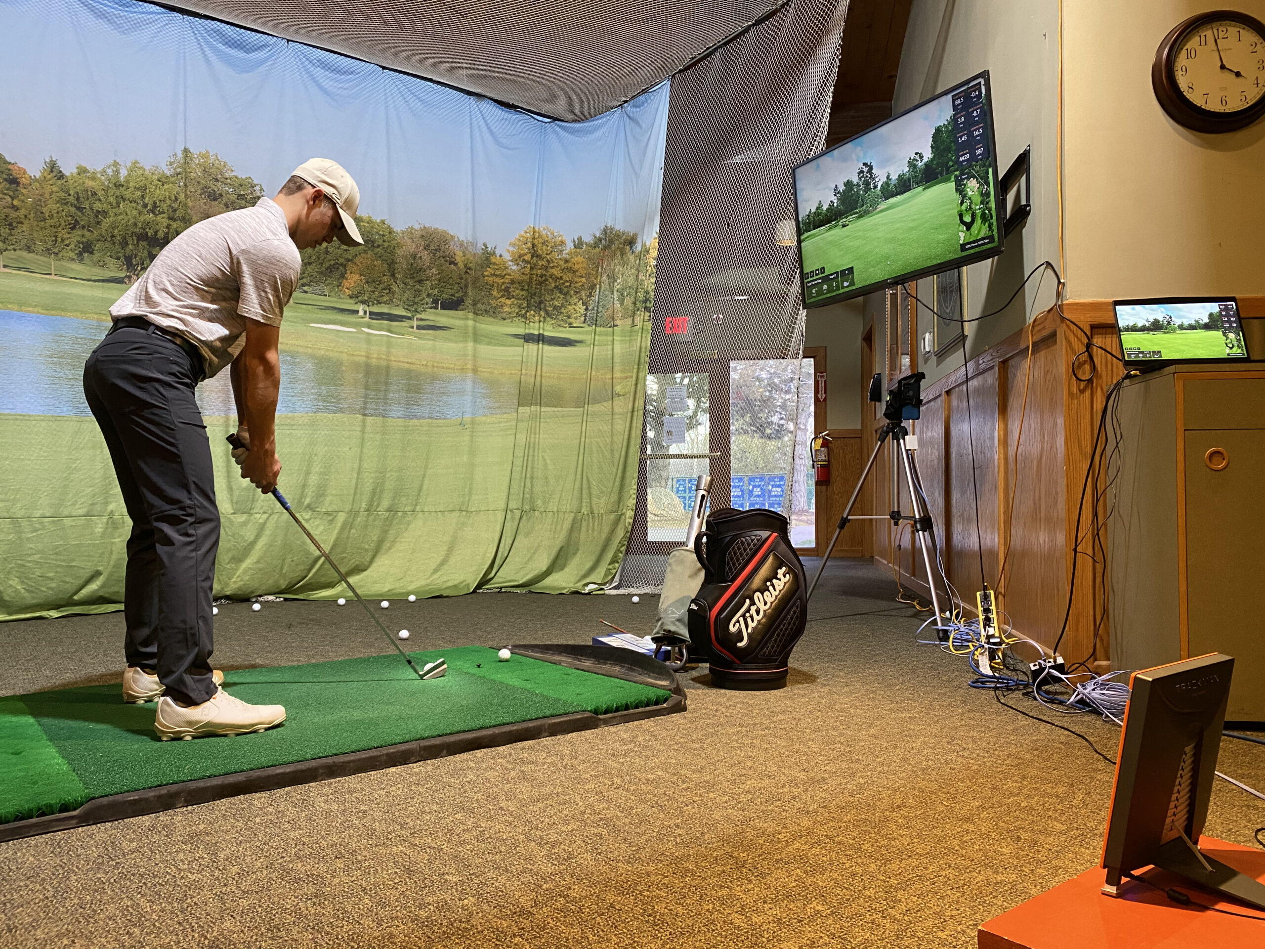 Mike Fay Golf Academy Winter Coaching